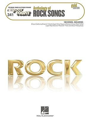 Anthology of Rock Songs By Hal Leonard Publishing Company (COR)
